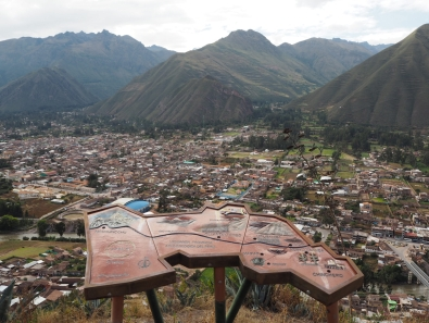 Urubamba viewpoint